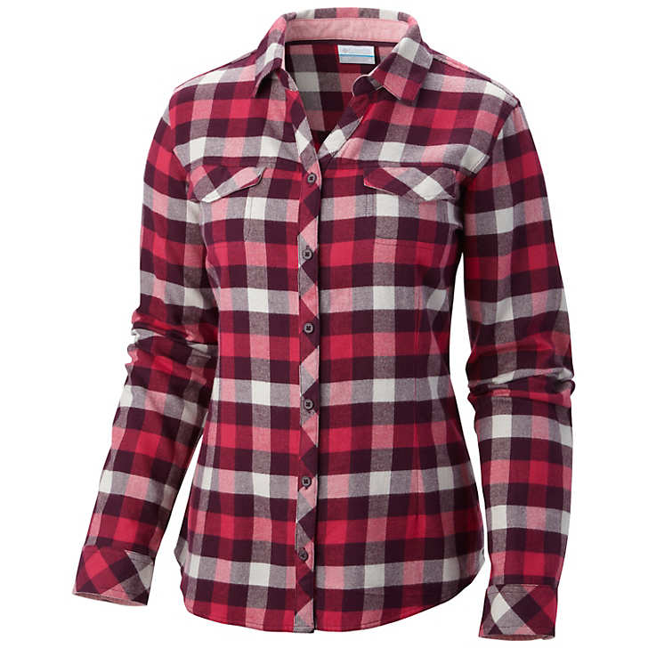 Columbia Women's Simply Put II Flannel Shirt