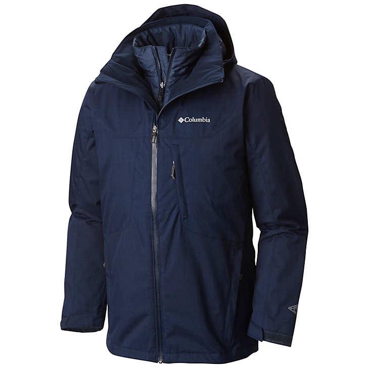 Men's 3 in 1 Jackets - Interchange Jackets | Columbia ...