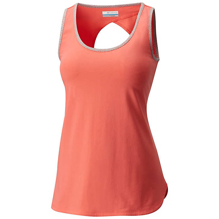 Columbia Women's State of Mind Tank Top - Plus Size