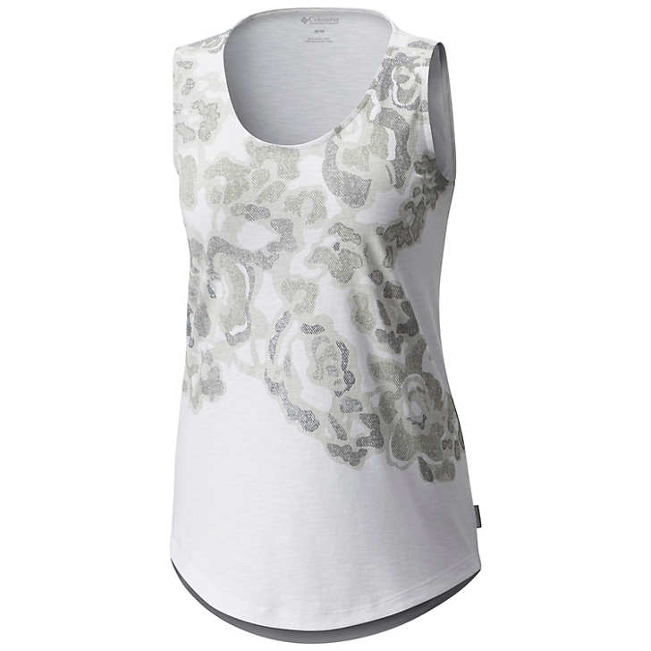 Columbia Women's Camp Henry Floral Tank Top