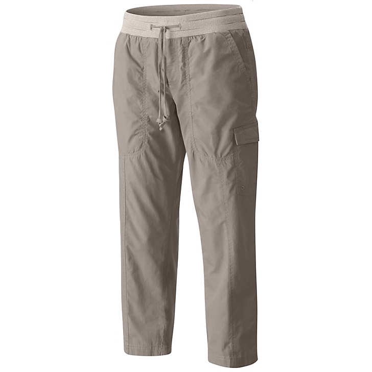 Columbia Women's Down the Path Pull On Capri Pant